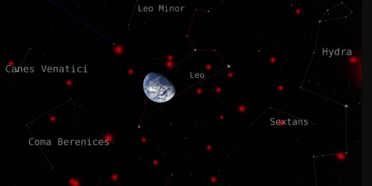 Ciencia.-Un mapa localiza 525 enanas marrones en el vecindario del Sol