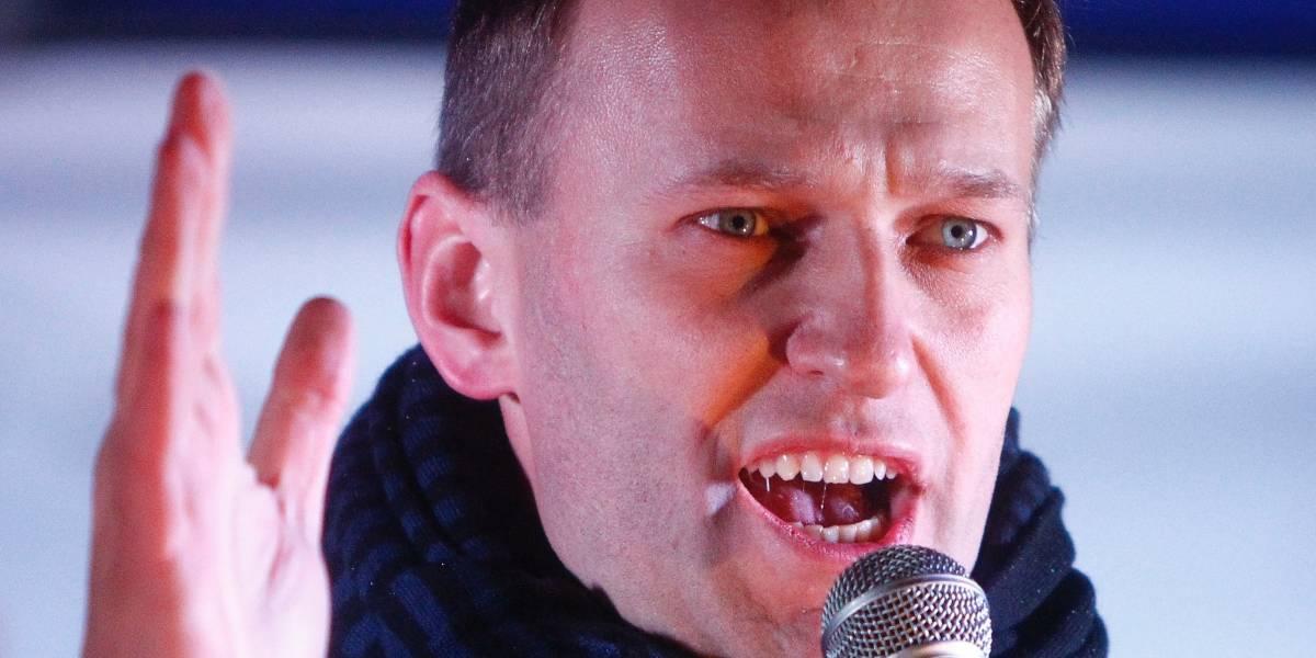 Rusia.- Rusia asegura que el opositor Alexei Navalni será detenido a su regreso al país
