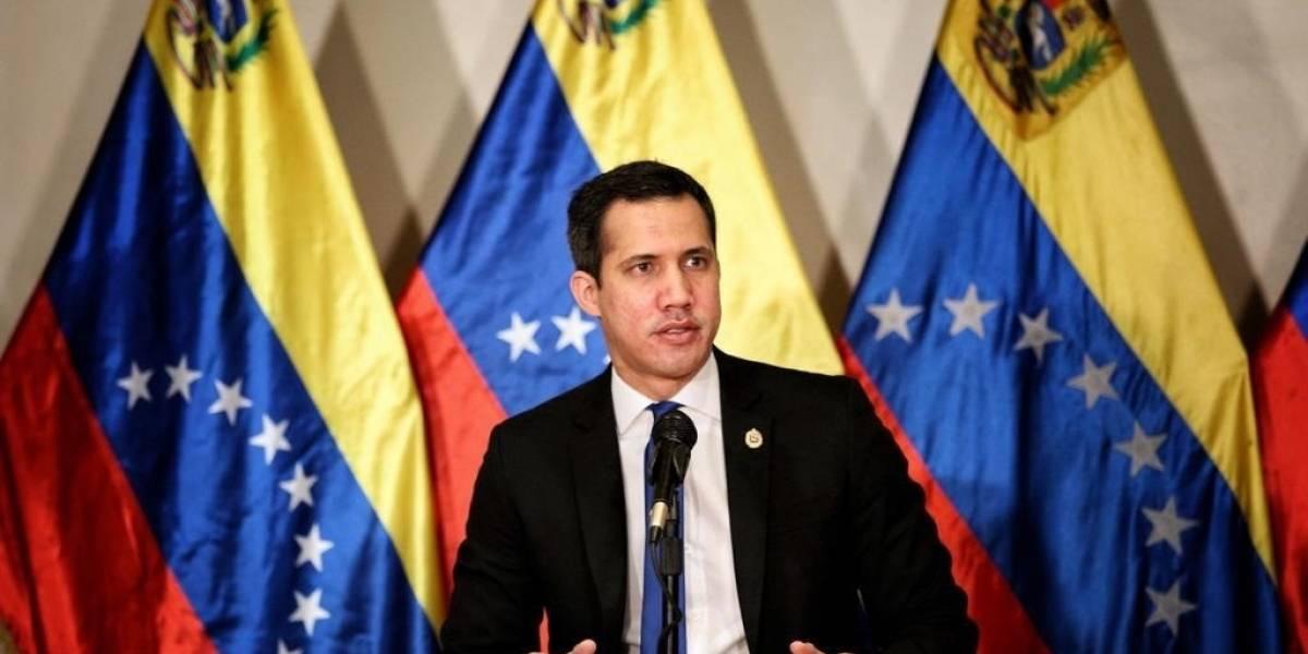 VÍDEO: Guaidó no ve cambios en la postura de España y defiende la importancia de mantener la presión sobre Maduro