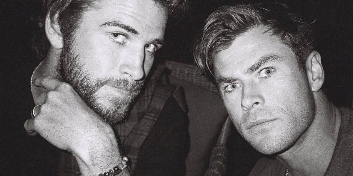 La dulce foto con la que Chris Hemsworth felicita a su hermano Liam Hemsworth
