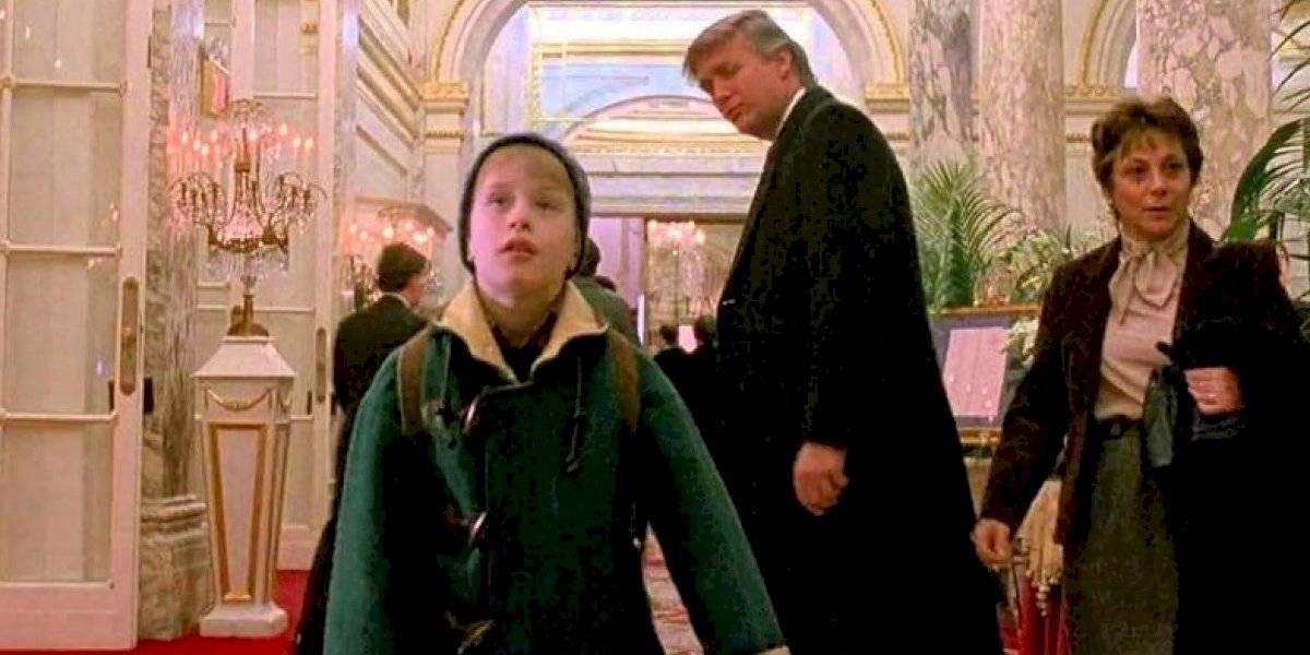 Macaulay Culkin se suma a petición de sacar a Trump de