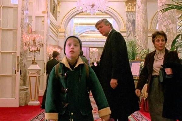 """Macaulay Culkin se suma a petición de sacar a Trump de """"Mi pobre angelito 2"""""""