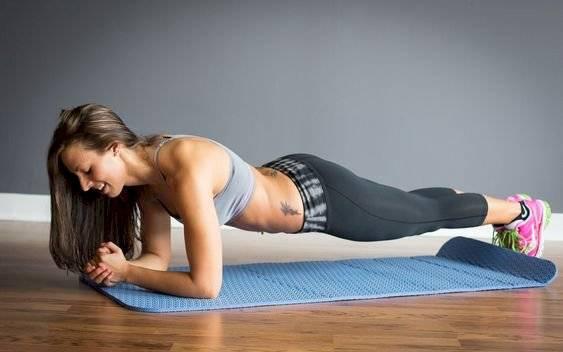 ejercicios de fuerza con el peso corporal