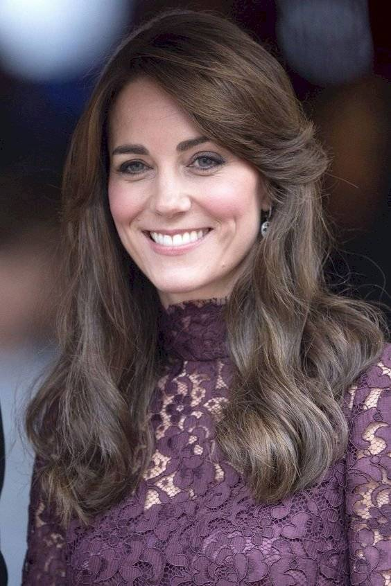 cortes de cabello Kate Middleton