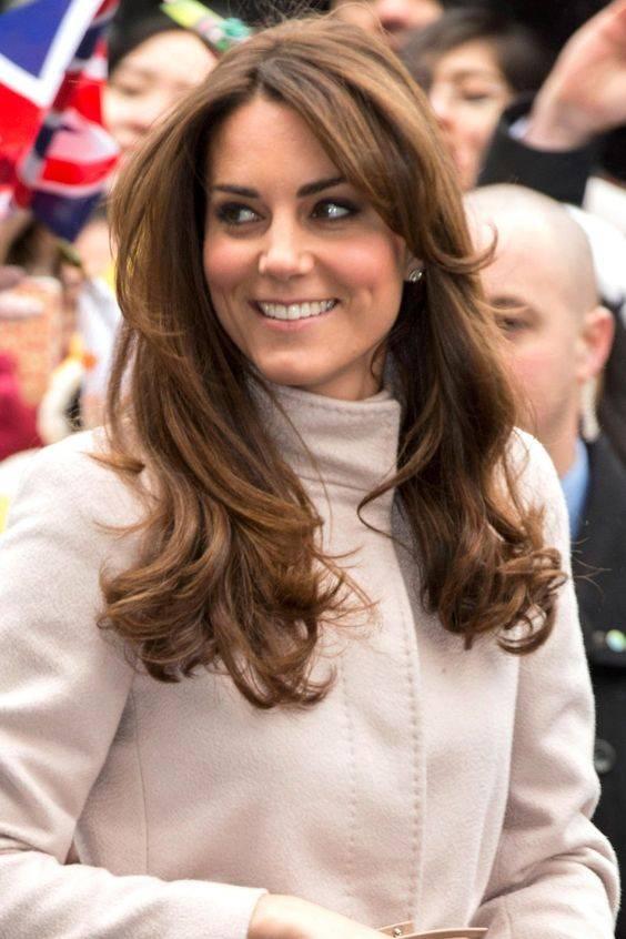 cortes de cabello Kate Middleton