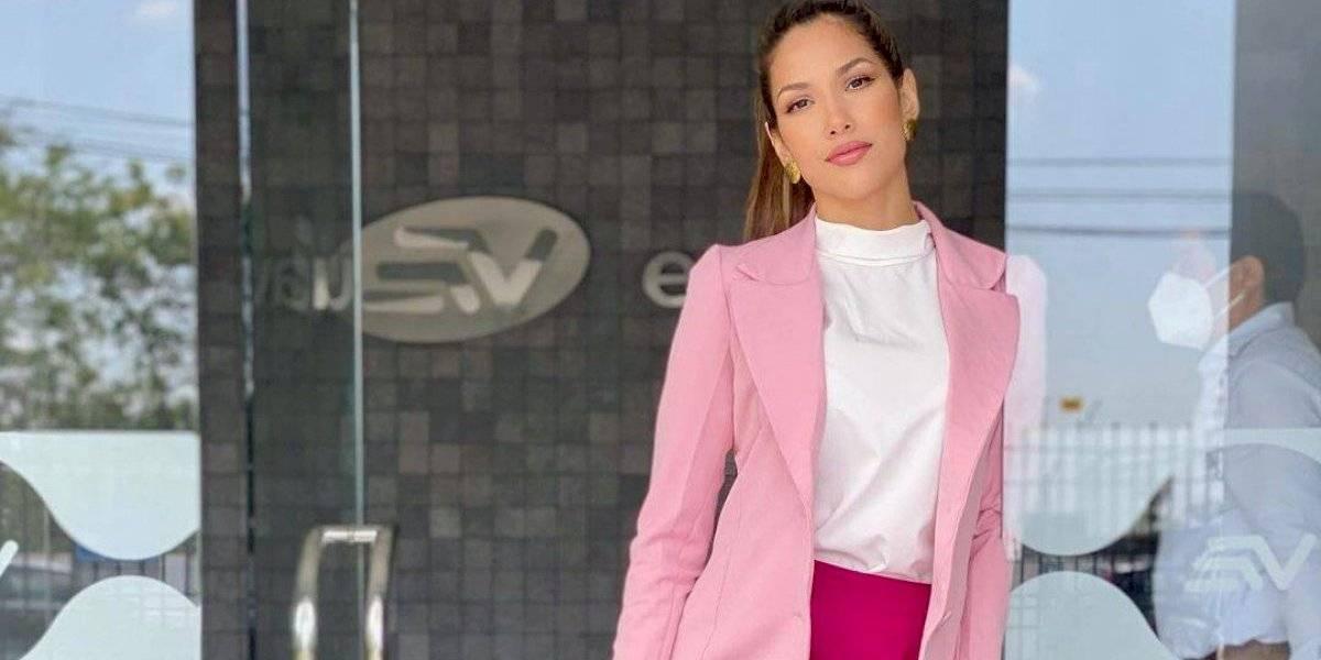 Alejandra Jaramillo se come a besos a Efraín Ruales y sus fanáticos alucinan