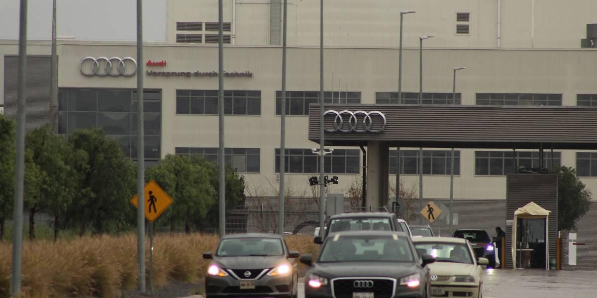 Empresa automotriz se va a paro técnico para evitar contagios de Covid-19