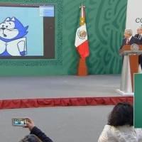 Benito Bodoque, el nuevo invitado de AMLO en la mañanera