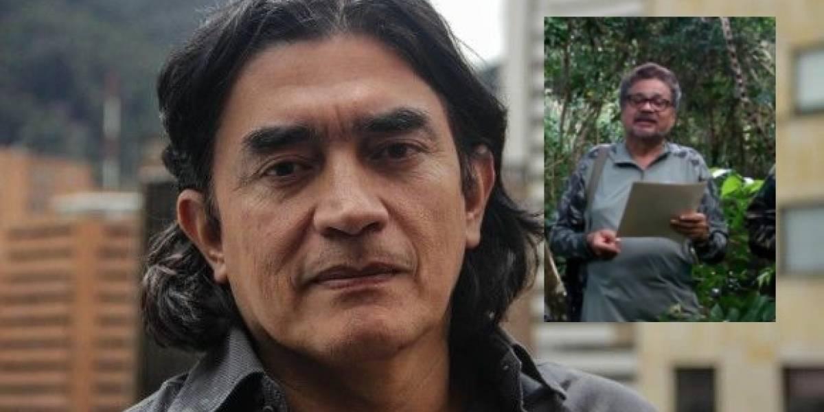"""""""Parece que la derecha les pagara a disidencias de Farc"""", dice Gustavo Bolivar"""