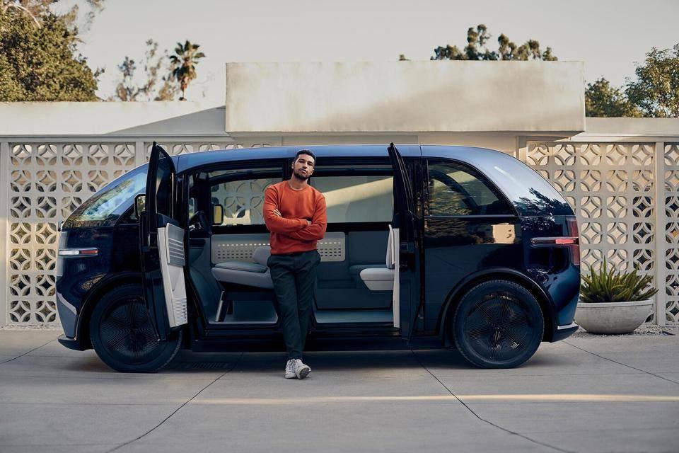 Canoo, el vehículo que pudo haber sido comprado por Apple.
