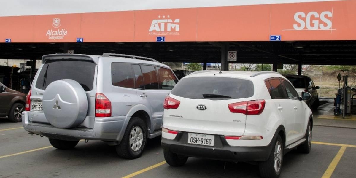 El 18 de enero se reanuda la matriculación vehicular en Guayaquil