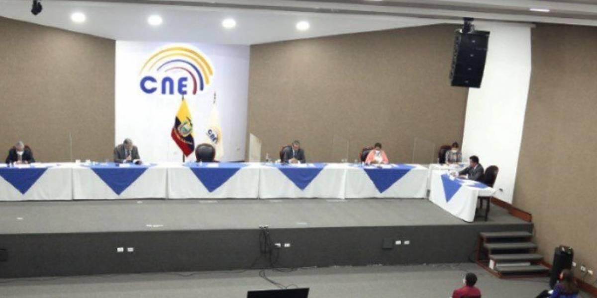 Debate presidencial del CNE: cada candidato contará con un minuto para replicar a sus contrincantes