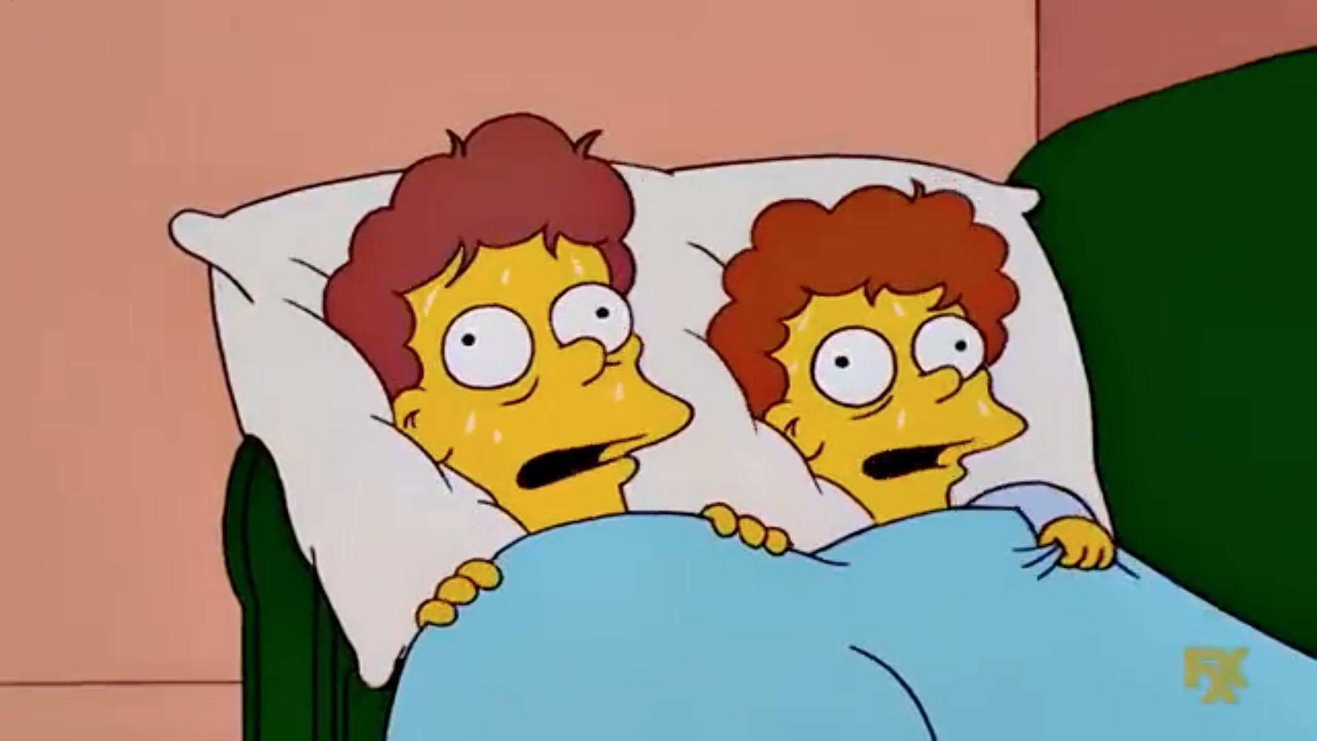 Los Simpson twitter
