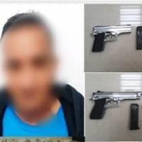 44 mil dólares y 86 municiones incautadas deja operativo en Balerio Estacio