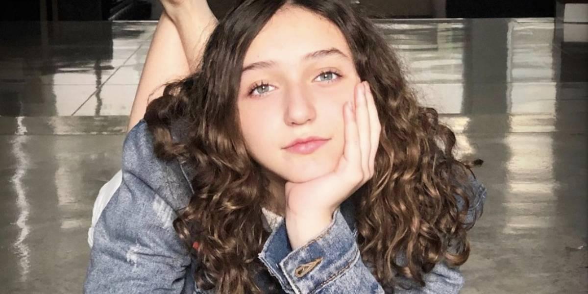 Nina Rubín y los famosos que han opacado la belleza de sus padres