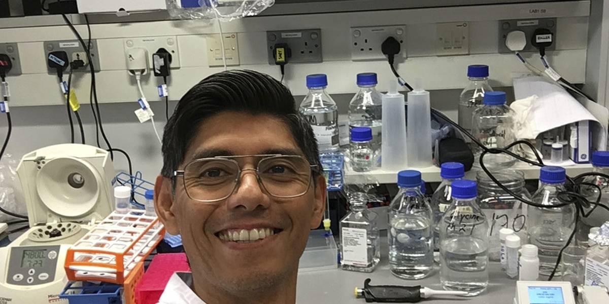 Conozcan al doctor mexicano que combate contra el COVID-19 en Oxford