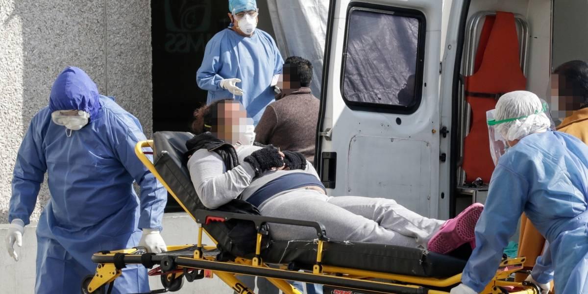 Seis hospitales de Puebla superan el 80% de ocupación