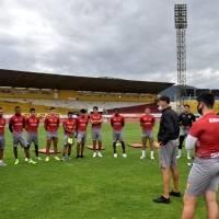 Deportivo Cuenca arranca con todas las medidas su pretemporada