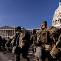 Aumentan a 26,000 número de guardias nacionales asignados a toma de posesión de Joe Biden