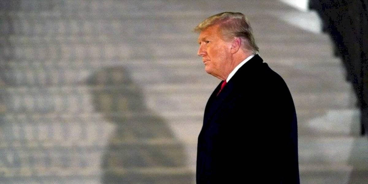 Juicio a Trump podría comenzar el mismo día que Biden asume la presidencia