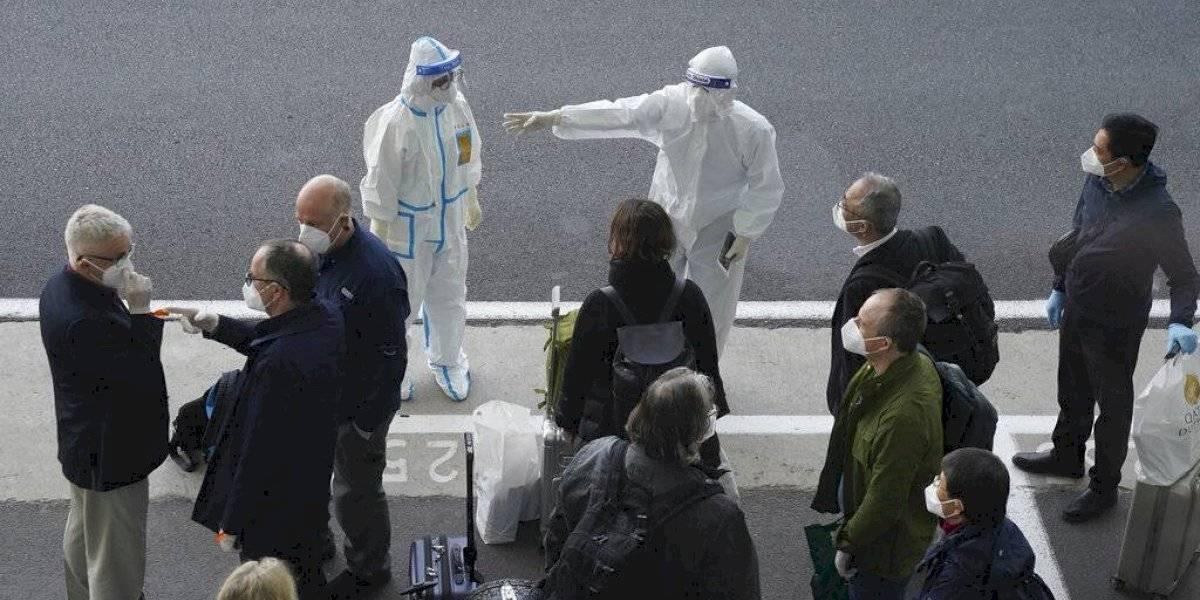 Equipo de la OMS llega a Wuhan para estudiar el origen de la pandemia