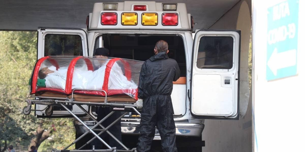Valle de México rebasa peor escenario de hospitalizados por Covid-19