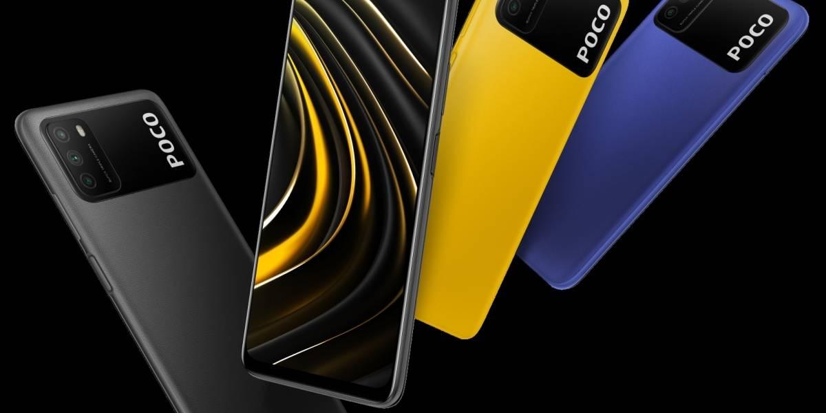 El Xiaomi Poco M3 llega oficialmente a Chile y este es su precio oficial