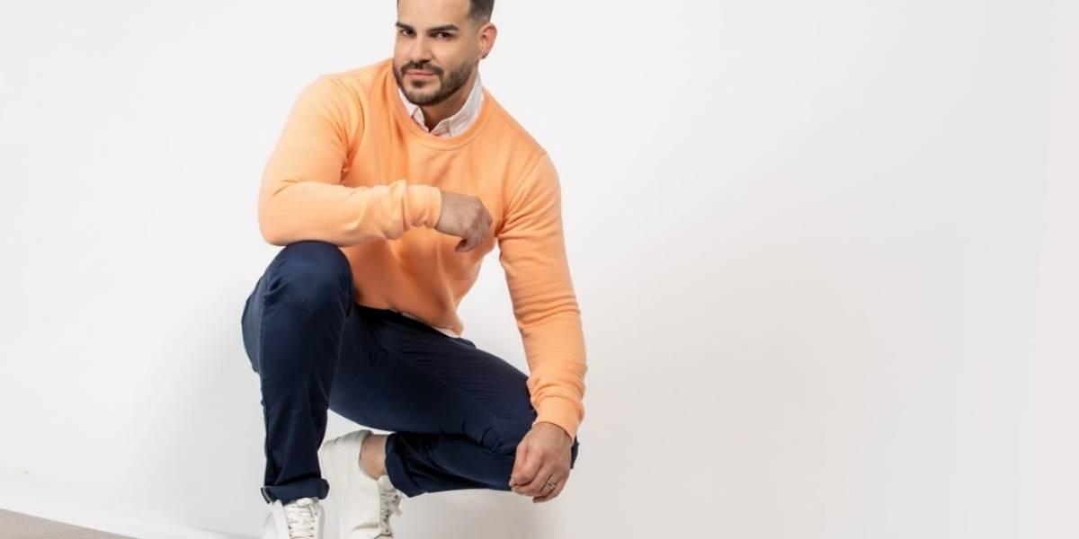 Víctor Santiago regresa a la televisión