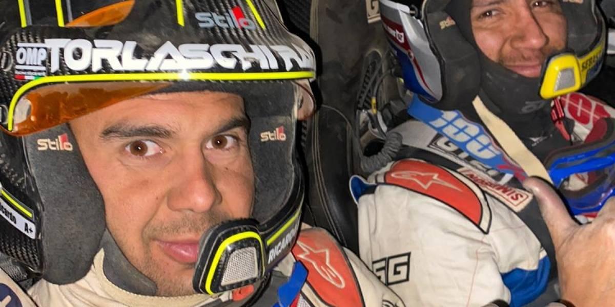 El ecuatoriano Sebastián Guayasamín enfrenta la última etapa del DAKAR 2021