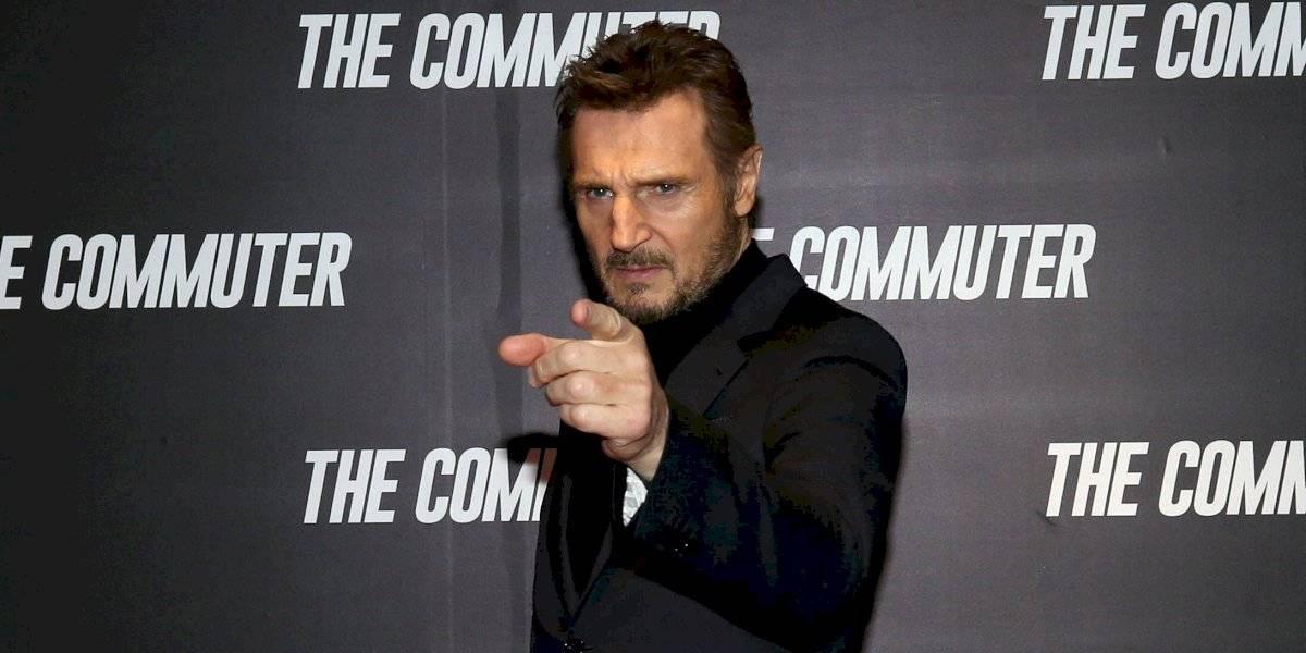 Liam Neeson anuncia que dejará las películas de acción