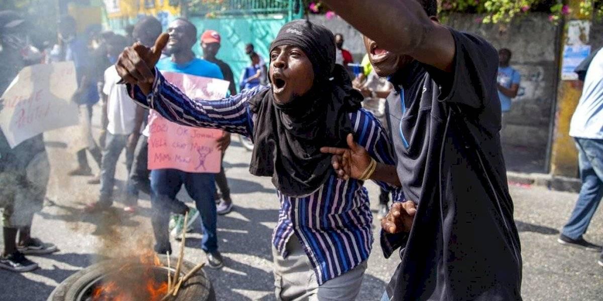 Haití se prepara para nueva ronda de protestas contra su presidente
