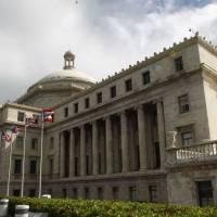 Manifestantes en el Capitolio se unen a las protestas de Vieques y Culebra