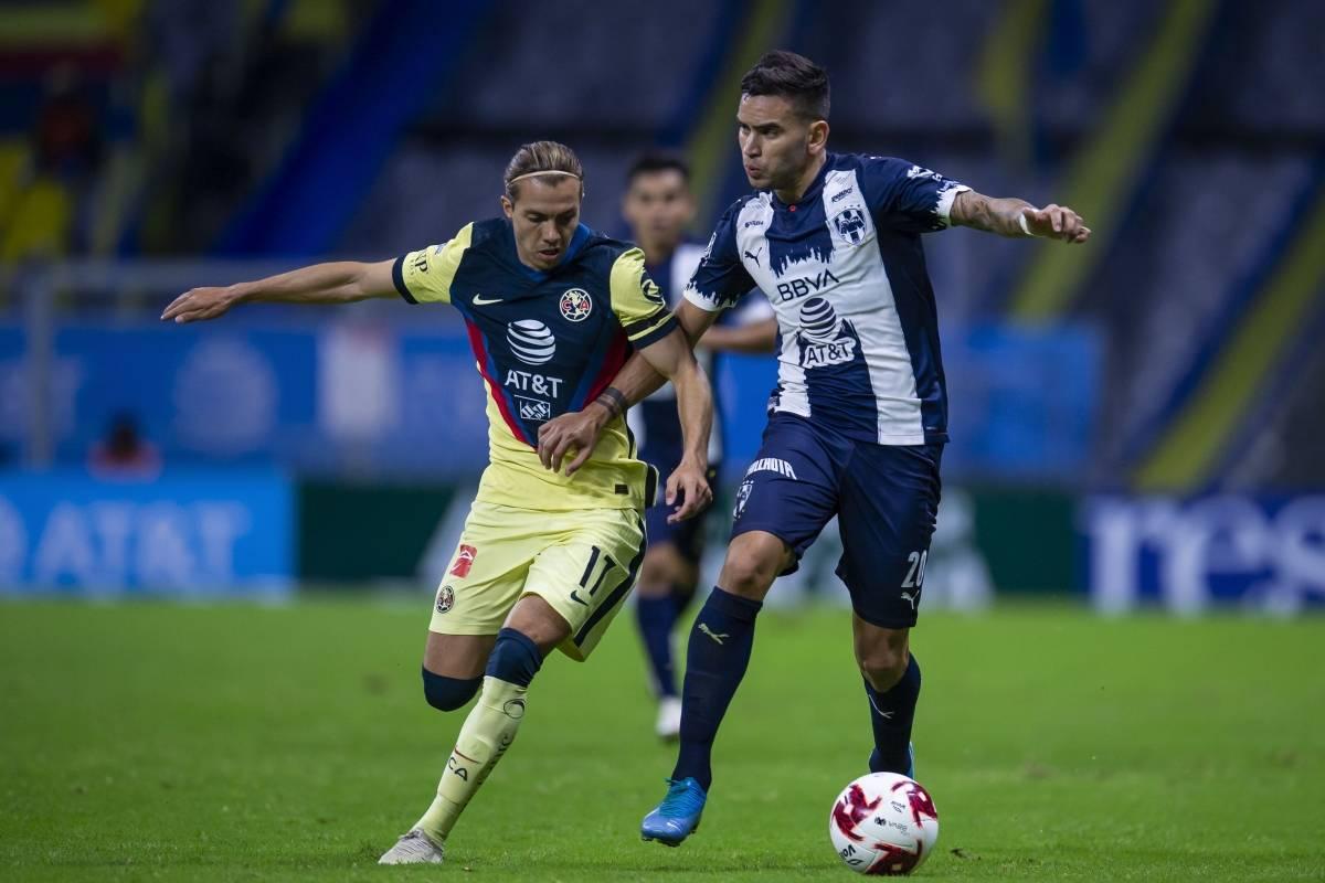 Monterrey vs. América, el plato fuerte de la jornada 2 del Guard1anes 2021