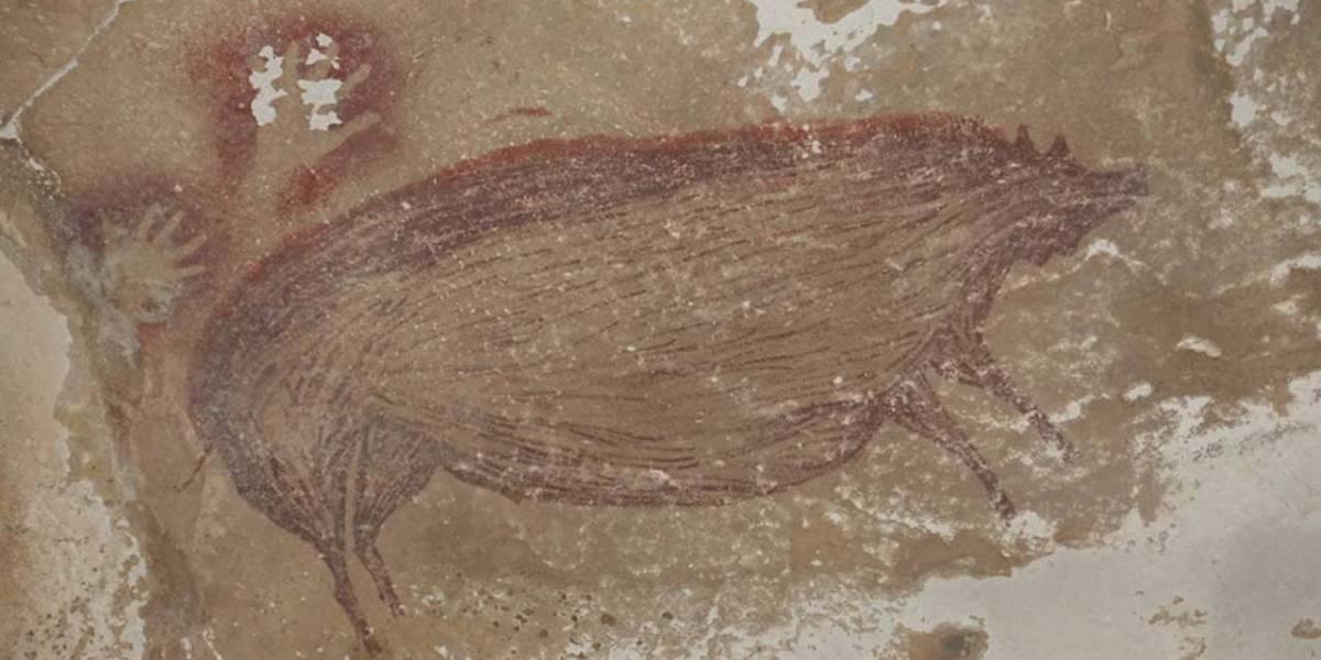 ¿Qué es un babirusa, el protagonista de la pintura rupestre más antigua del mundo?