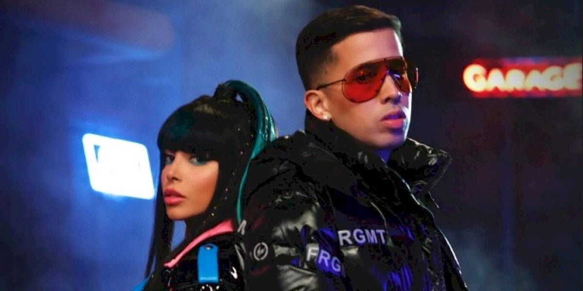 "Chesca y De La Ghetto estrenan ""Como tú me querías remix"""