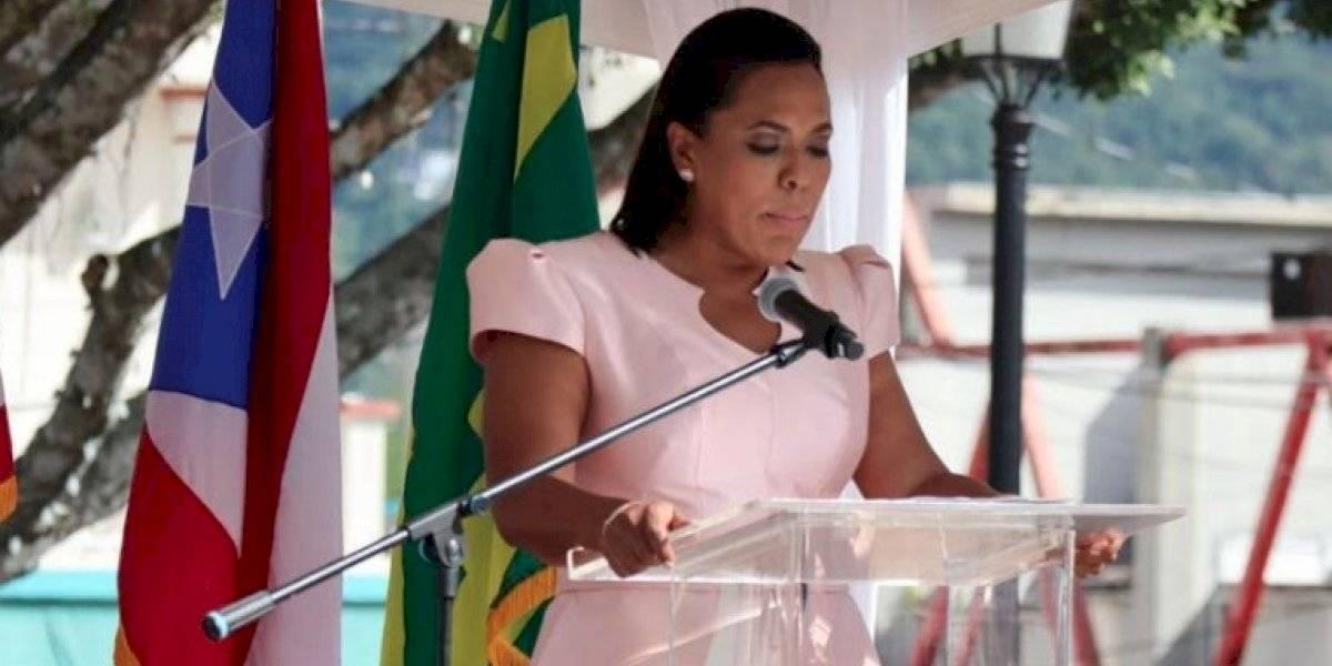 Rosachely Rivera vuelve a juramentar como alcaldesa de Gurabo