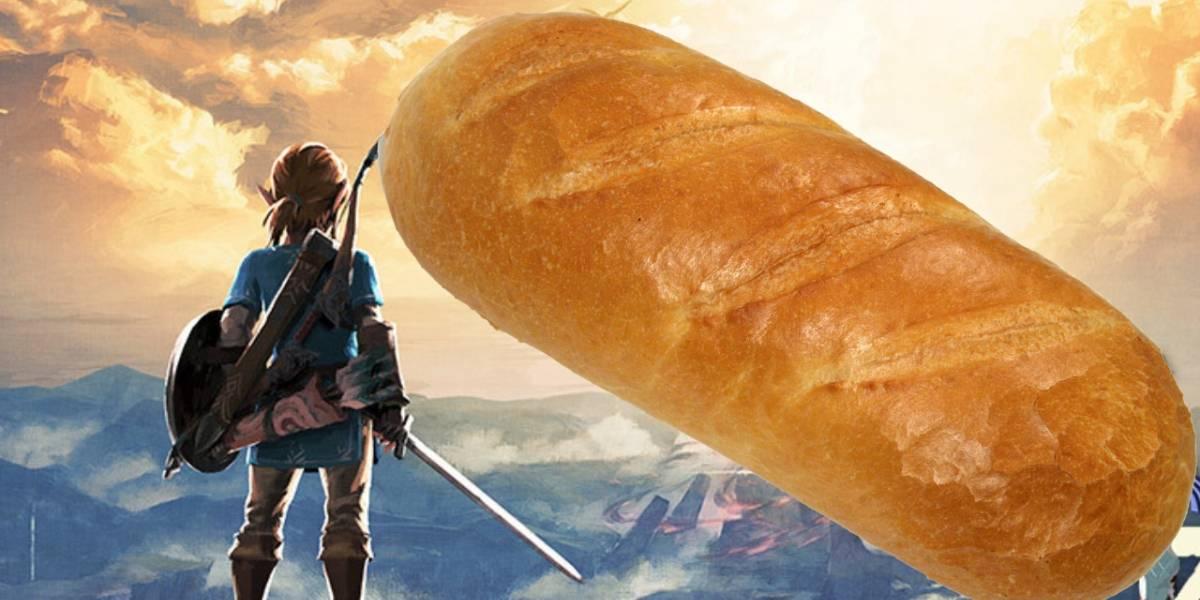 The Legend of Zelda Breath of the Wild: jugadores están cocinando pan lo más rápido posible