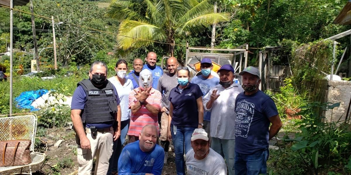 Brindan servicio comunitario en Villalba