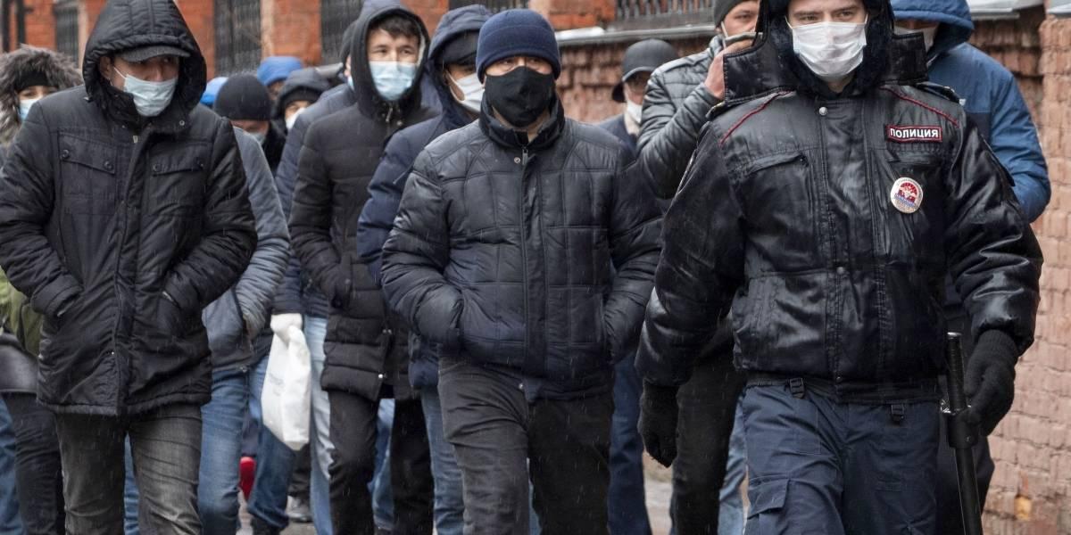 Pandemia de COVID-19 redujo número de migrantes según la ONU