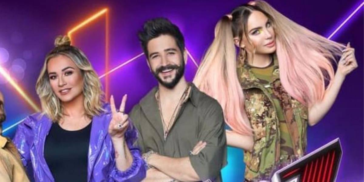 Camilo será coach de programa de canto junto a Belinda y otros grandes artistas