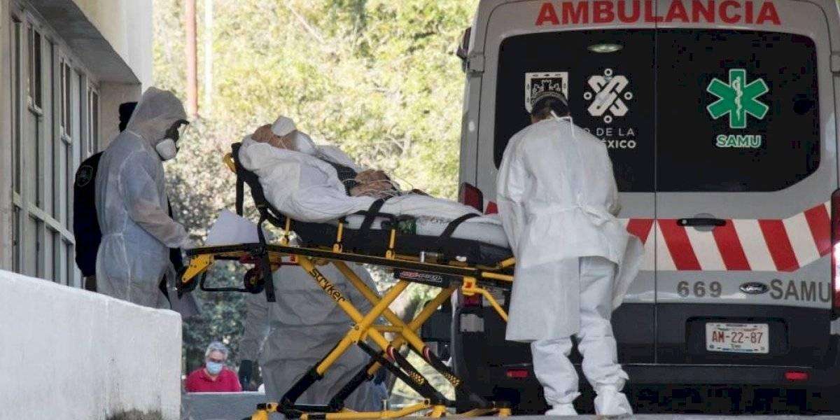 México llega a un millón 630,258 casos acumulados de Covid-19 y 140,241 muertes