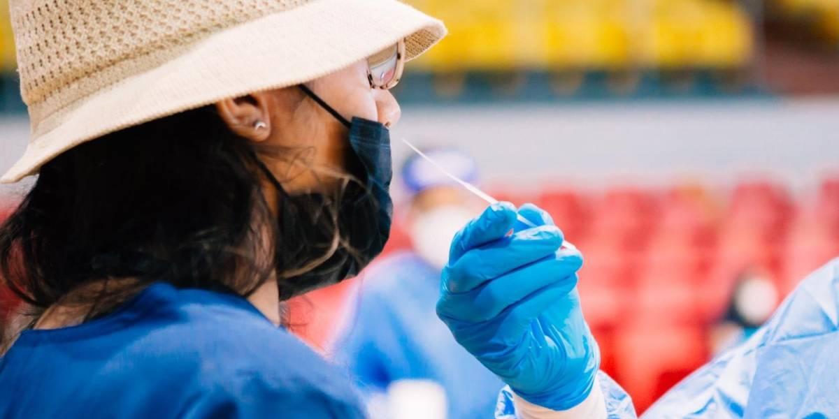 Realizan más de 1,800 pruebas de antígeno en Toa Baja