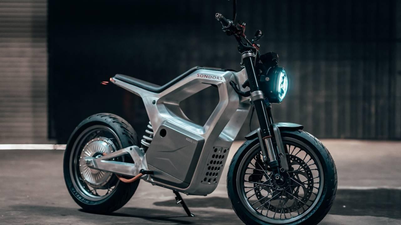 Metacycle, la moto eléctrica de Sondors.