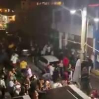 Secretario de Salud denuncia aglomeración en negocios en La Perla