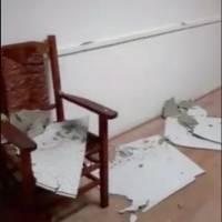 Nuevo alcalde de Utuado denuncia daños a la Alcaldía tras toma de posesión