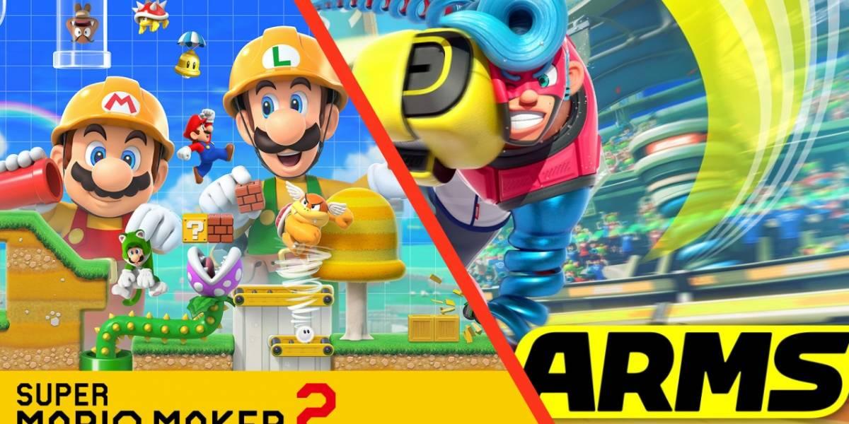 Nintendo Switch tiene descuentos grandes en juegos de la Gran N