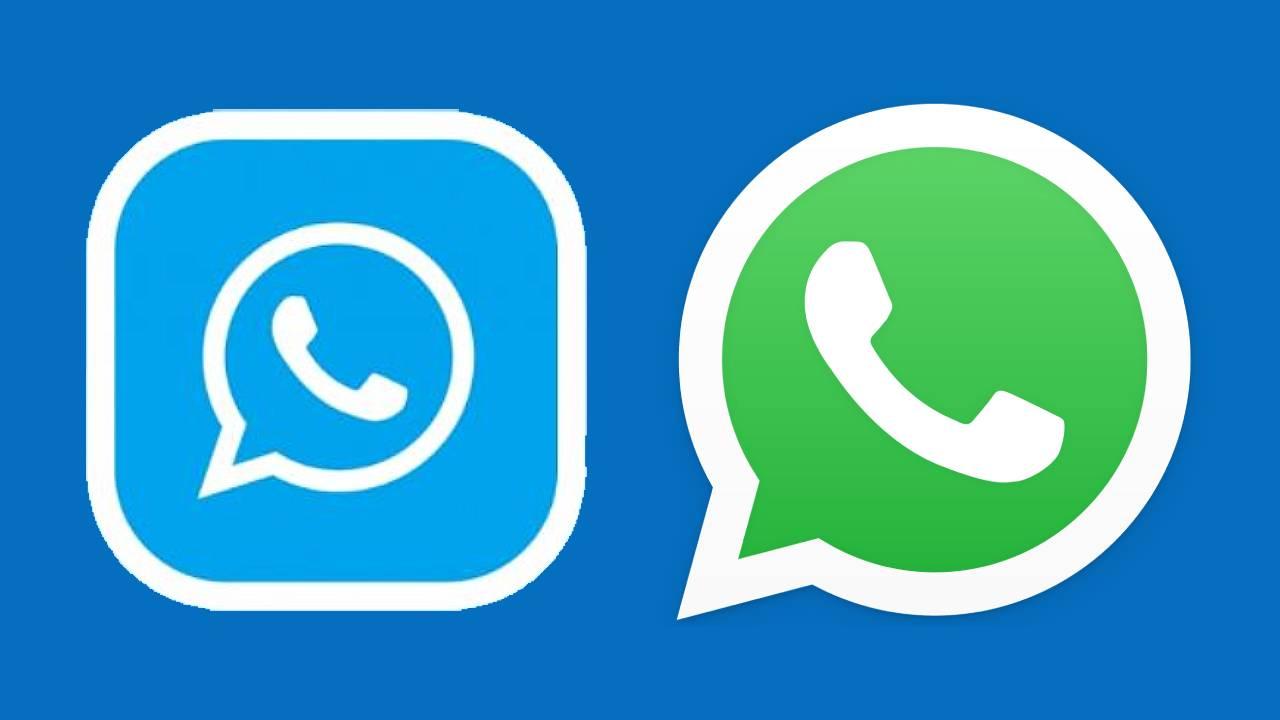 WhatsApp Plus y WhatsApp