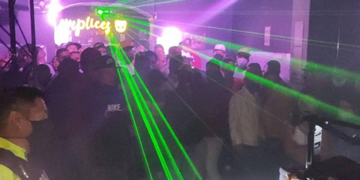 El cantón Baños reabre los centros de diversión nocturna
