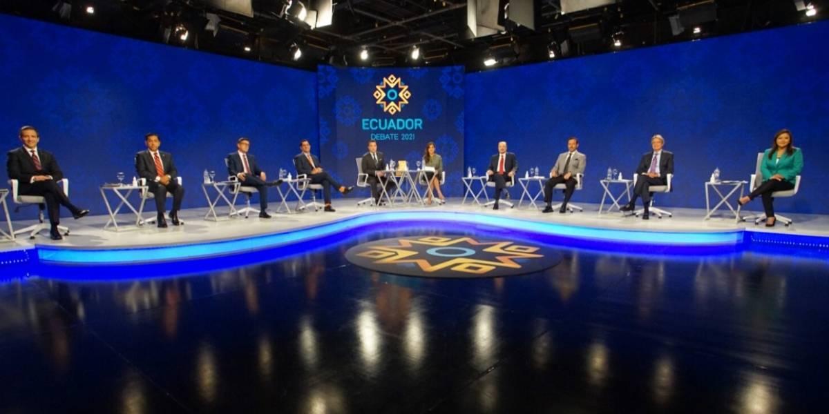 Debate presidencial: propuestas de los candidatos para combatir la corrupción
