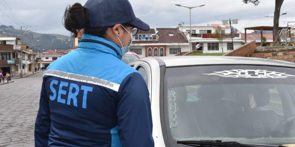 Cuenca: zona del parque Luis Cordero próximamente estará tarifado